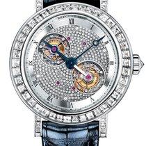 Breguet Brequet Double Tourbillon 5349 Platinum Unisex Watch