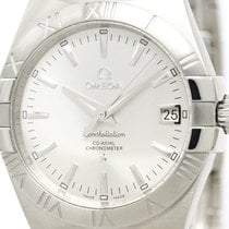 Omega Constellation Steel Automatic Watch 123.10.35.20.02.001...