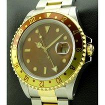 Rolex | Gmt Master Ii,steel And Gold, Ref.16713, Tiger Eye...