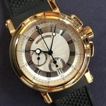 Breguet 2009 Marine Chronograph 5827 Box And Papers