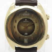Jaeger-LeCoultre Hpg Memovox Alarm Automatic 14k Yellow Gold ...