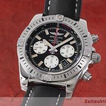 Breitling Chronomat 44 Airborne Chronograph Automatik Stahl...