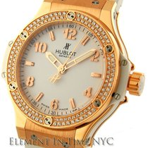 Hublot Big Bang 18k Rose Gold 38mm