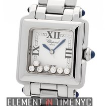 Chopard Happy Sport Classic Square 7 Floating Diamonds