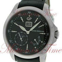 Girard Perregaux Traveller Moonphase & Large Date, Black...