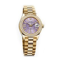 Rolex Datejust Ladies Lilac