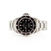 Rolex 16600 Stainless Steel Black Sea-Dweller Black Dial