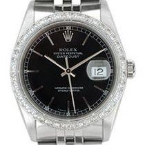 Rolex Datejust Zaffiro lunetta diamanti art. Rz309nbo