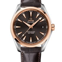Omega Seamaster Aqua Terra Co-axial 41 Mm