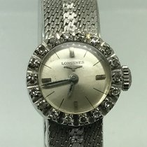 浪琴 (Longines) LADY ART DECO WHITE GOLD/ DIAMONDS