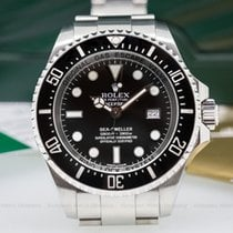 Ρολεξ (Rolex) 116660 Sea Dweller Deep Sea SS / SS (24882)
