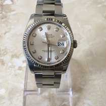 Rolex Datejust 116234 Original Diamond Dial