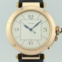 Cartier Pasha Automatic 18K Gold 2770