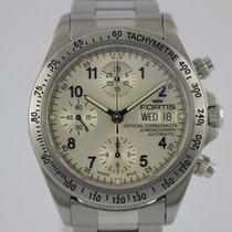 Fortis Official Cosmonauts  Chronograph #K2829 Box, Papiere