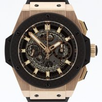 Hublot King Power Unico Chronograph 701.OQ.0180.RX 18K Rose Gold