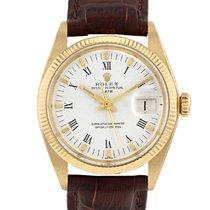 Rolex Oyster Perpetual Date en or jaune Ref : 1501 Vers 1978