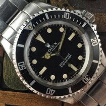 Rolex Submariner 5513 Meters First Dial