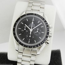 Omega Speedmaster Professional Black Dial Stainless Steel 3573.50
