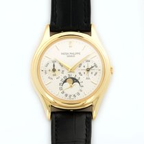 Patek Philippe Perpetual Calendar Grand Complication 18K Gold...