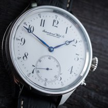 IWC Schaffhausen Sub Second Marriage Watch c.1907