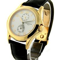 Patek Philippe 5134R disc Travel Time 5134R in Rose Gold - on...