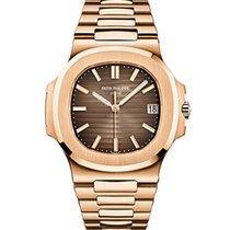 Patek Philippe 5711/1R-001 - Rose Gold - Men - Nautilus