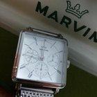 """Marvin """"1850""""-CRONO MANUALE-CALIBRO LEMANIA 1873..."""