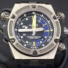Hublot King Power Oceanographic 1000 B&P 2015 Like New