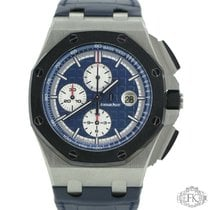오드마피게 (Audemars Piguet) Platinum 44mm | Royal Oak Offshore  |...