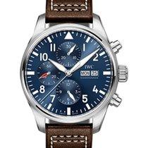 IWC Schaffhausen IW377714 Pilot's Watch Chronograph...