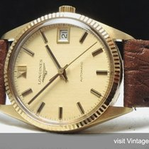 Longines 33m Longines Automatic Ladies Lady Watch solid gold...