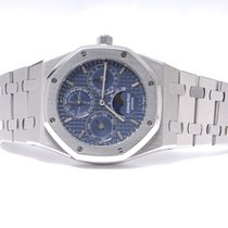 Audemars Piguet Royal Oak Perpetual Calendar Automatic Blue...