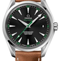 Omega Seamaster Aqua Terra 150m Co- Axial Gold Edition