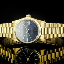 Rolex Datejust Medium (31mm) Ref.: 68278 in Gelbgold mit...