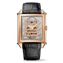 Girard Perregaux VINTAGE 1945 Tourbillon With 3 Gold Bridges