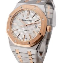 Audemars Piguet 15400SR.OO.1220SR.01 Royal Oak Mens 41mm...