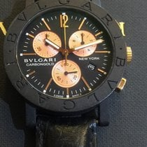 Bulgari Carbongold 38 New York rose gold
