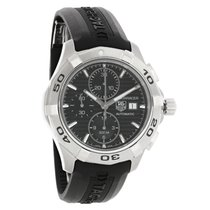 TAG Heuer Aquaracer Mens Automatic Chronograph Watch CAP2110.F...