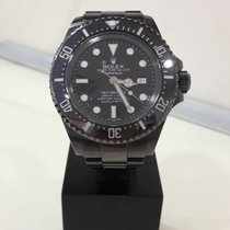 Rolex Sea Dweller Deepsea DLC All Black Ceramic