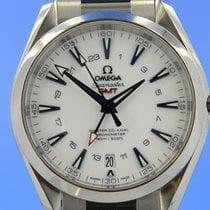 Omega Seamaster Aqua Terra Master Co-Axial GMT