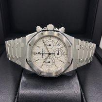 Audemars Piguet Royal Oak Chronograph 39mm White Dial 25860ST....