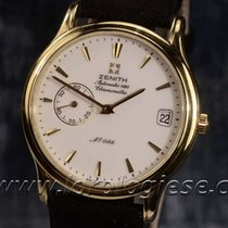 Zenith Automatic 680 Chronometer Classic 18kt. Gold Vintage...