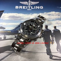 百年靈 (Breitling) A42362 B-2 ChronoMetre Steel 41.5mm  W card