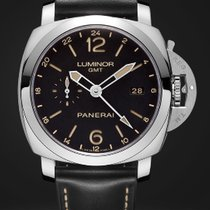 Panerai LUMINOR 1950 3 DAYS GMT 24H 44MM PAM00531 PAM531 531