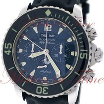 Blancpain Fifty Fathoms Complete Calendar Flyback Chronograph,...