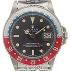 Rolex GMT - Master Ref. 1675 double punched papers/box TOP