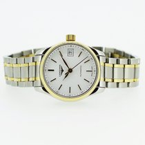 Longines Master Collection Stahl/Gold Automatik