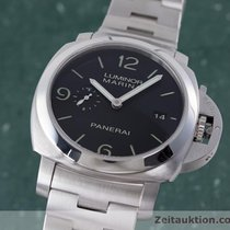 Panerai Luminor Marina 1950 3 Days Automatik 44 Edelstahl...