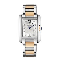 Cartier Tank Francaise Automatic Ladies Watch Ref WT100034