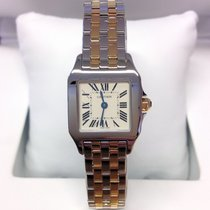 Cartier Santos Demoiselle W25066Z6 - Box & Papers 2011